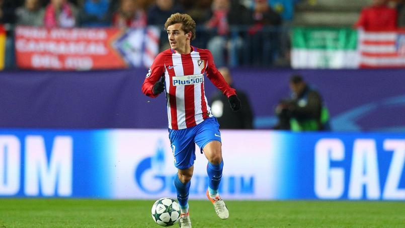 Antoine Griezmann, qui évolue en Espagne fait partie des 116 Français expatriés évoluant dans un club des cinq grands championnat.