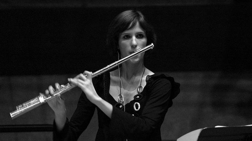 La police vient de retrouver les flûtes qui ont été volées à la soliste de l'orchestre les Siècles, Marion Ralincourt.