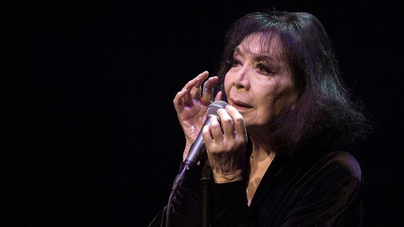 Juliette Gréco avait déjà annulé son concert prévu à l'Olympia d'Arcachon ce vendredi 3 décembre.