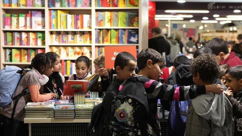 Le 32e Salon du livre et de la presse jeunesse se tient à Montreuil en Seine-Saint-Denis jusqu'au 5 décembre.