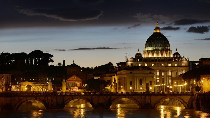 Le Vatican, à Rome.