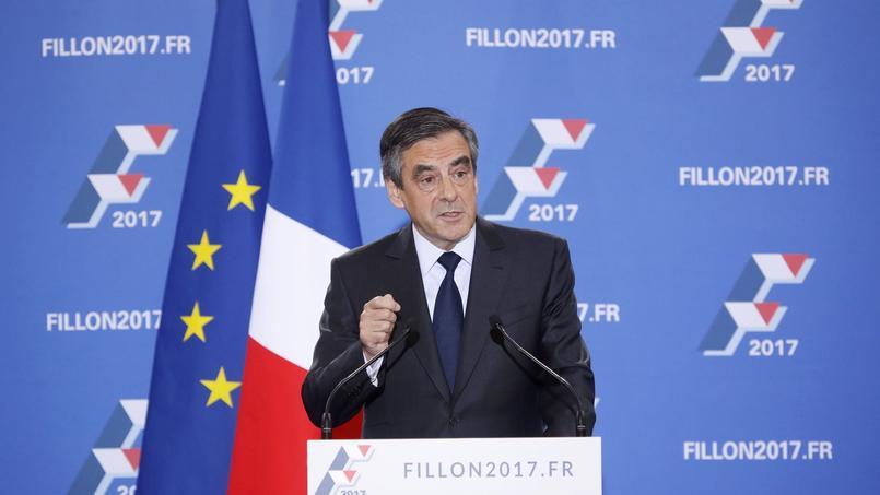 La victoire de François Fillon au second tour de la primaire de la droite et du centre.