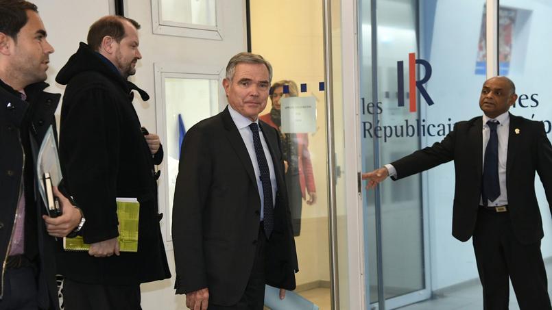 Bernard Accoyer, 71 ans, député de Haute-Savoie