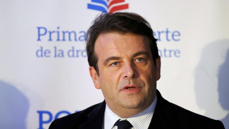 Le député LR Thierry Solère, futur porte-parole de François Fillon