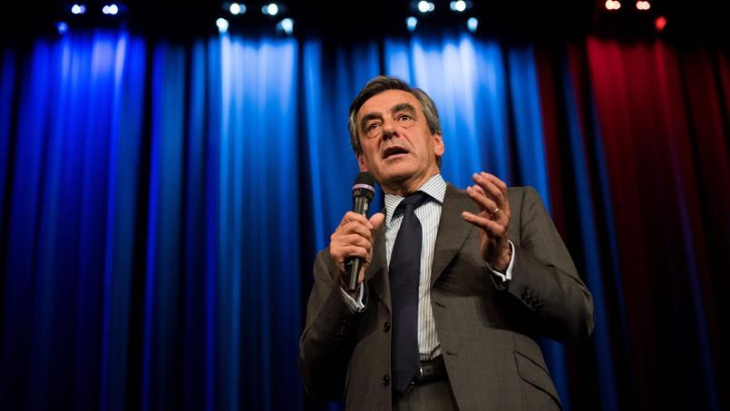 François Fillon, élu à la primaire de la droite et du centre, entend réorganiser le parti des Républicains.