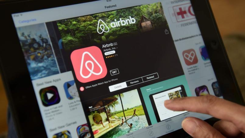 Fin juin, Airbnb avait indiqué référencer 300.000 logements en France.