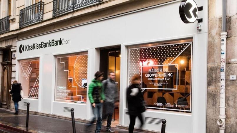 Les locaux de KissKissBankBank à Paris. Crédit: Google Maps.
