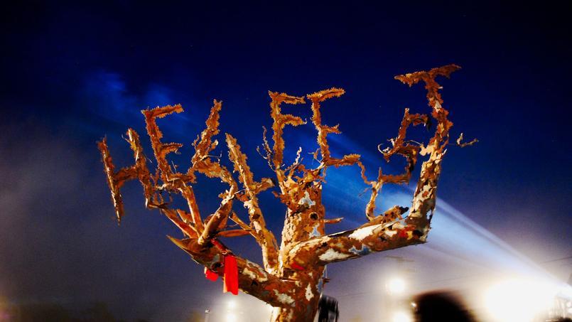 Lors de sa onzième édition qui a eu lieu cette année, le Hellfest a rassemblé 60.000 fans de metal.