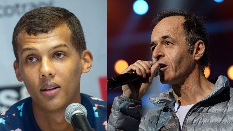 Le chanteur belge Stromae ainsi que Jean-Jacques Goldman ont été récompensés par l'Académie Française.