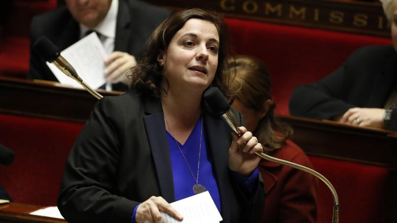 La ministre du Logement, Emmanuelle Cosse