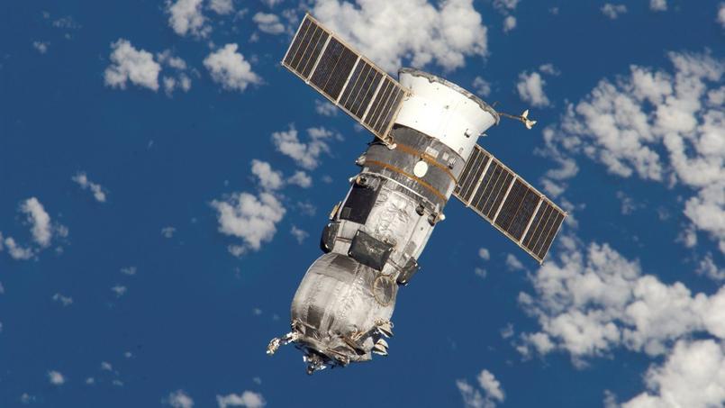 Un cargo spatial russe Progress.