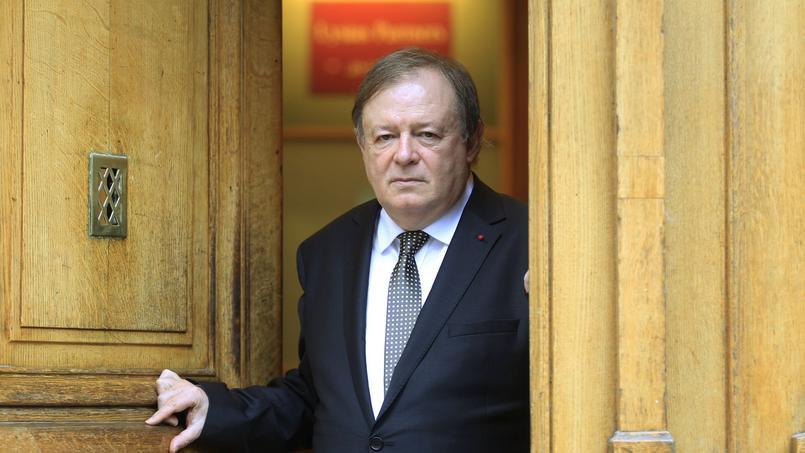 Jean-Pierre Mignard, avocat et ami de François Hollande
