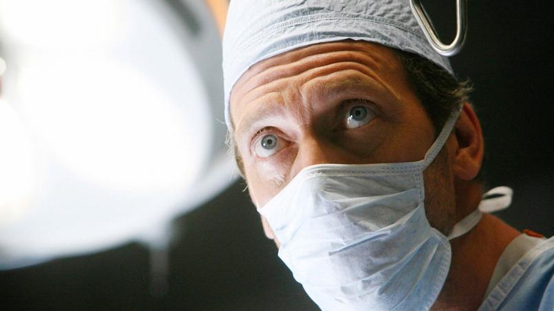 Dr House dans la série éponyme.
