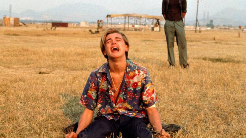 Romeo et Juliette de Baz Luhrmann avec Leonardo DiCaprio, 1996.