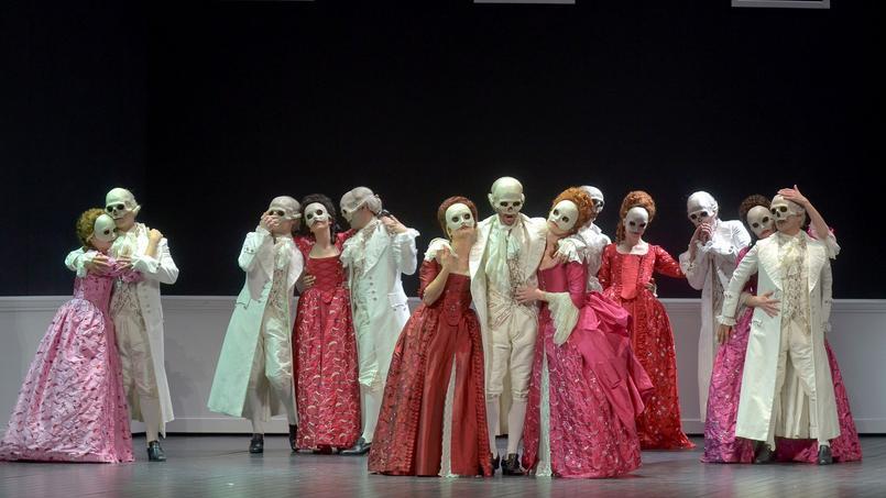 Don Giovanni au Théâtre des Champs Elysées : une production osée mais haletante