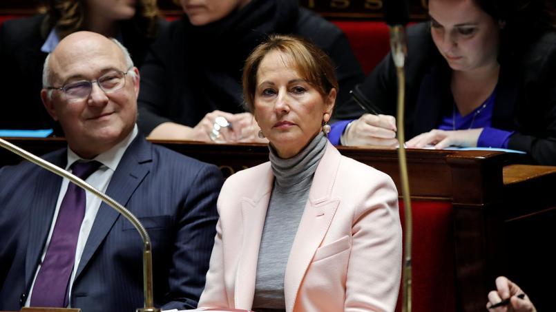 Stéphane Le Foll reprend Ségolène Royal de volée — Fidel Castro