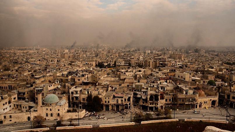 La Russie intraitable sur le départ des rebelles d'Alep — Syrie