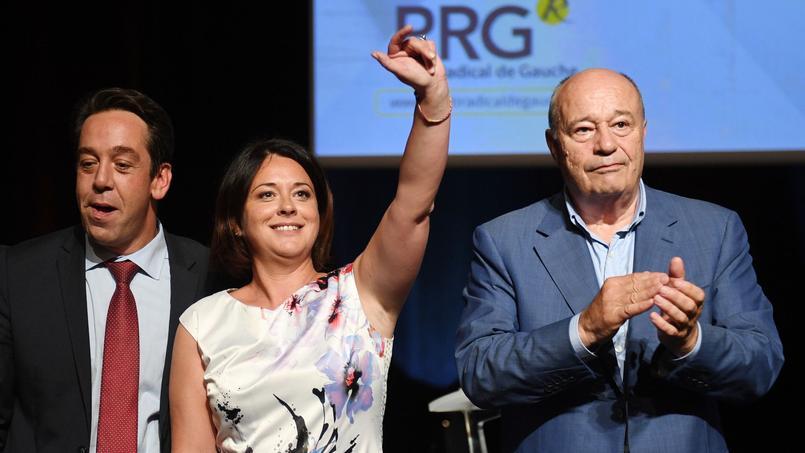 Sylvia Pinel a été investie par les militants du PRG le 26 novembre pour être candidate à l'élection présidentielle.