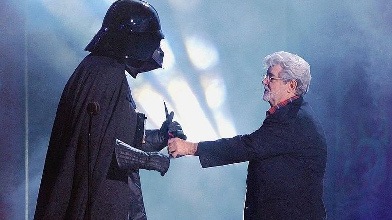 George Lucas n'est plus aux commandes de la saga depuis la vente de la franchise à Disney.