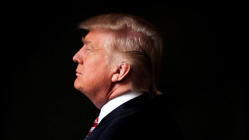 Donald Trump, en mai 2016.