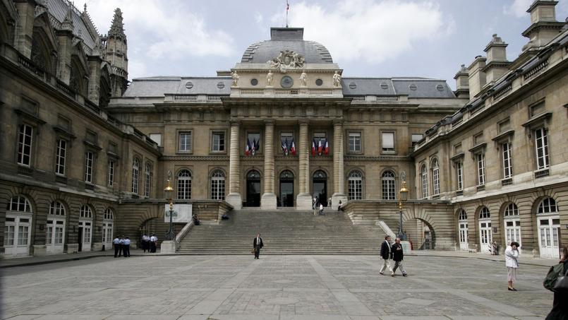Palais de Justice de Paris. Crédits Photo: Wikicommons.