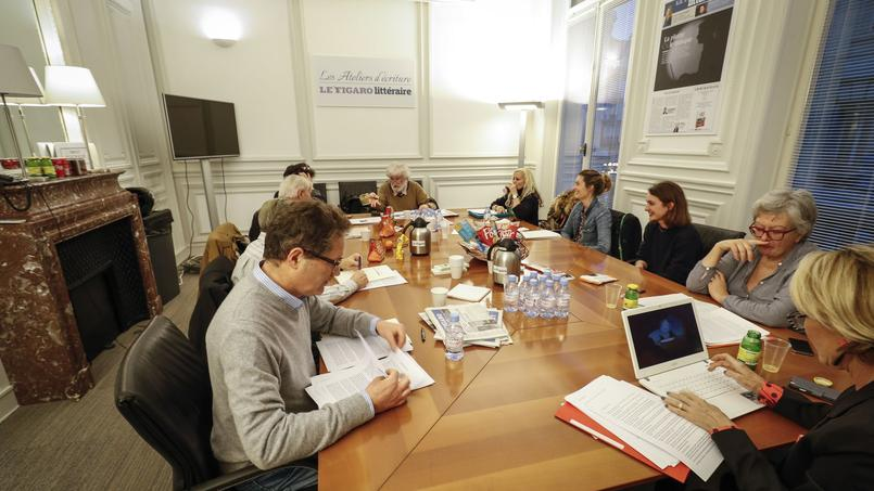 Les Ateliers d'écriture du Figaro.