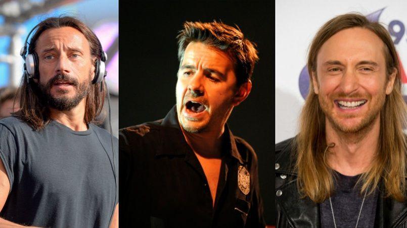Bob Sinclar, Laurent Garnier et David Guetta font office de pionniers dans le monde de la musique électronique française.