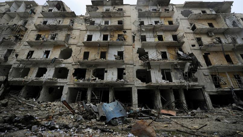 Alep en passe de tomber aux mains du régime — Syrie
