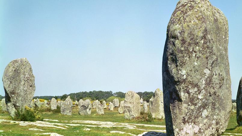 Les nombreux sites mégalithiques concentrés dans le Morbihan ont entre 5000 et 6000 ans.