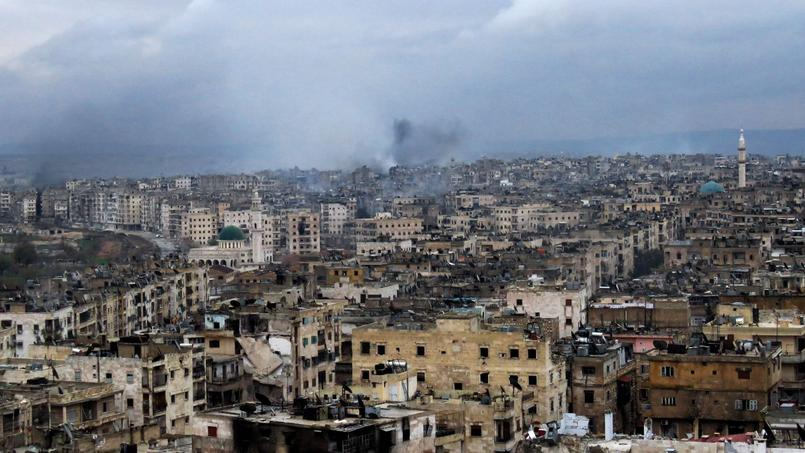Syrie. Le régime avance encore à Alep mais recule à Palmyre