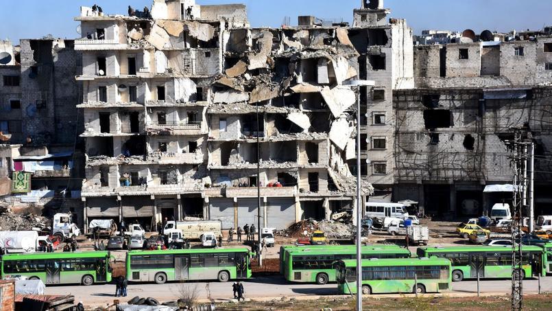 Caroline Galactéros : «À Alep, sortons enfin des vues manichéennes»