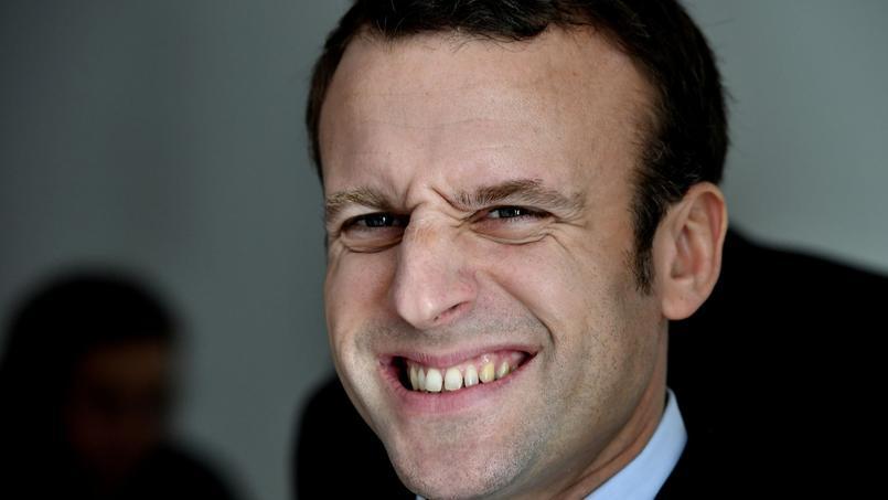 Emmanuel Macron moqué sur Twitter pour sa bourde sur la Guadeloupe