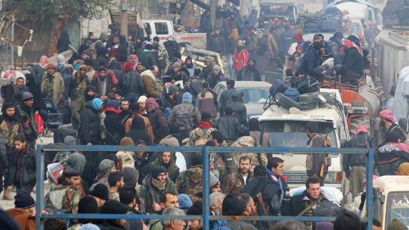 SYRIE. Reprise imminente des évacuations à Alep