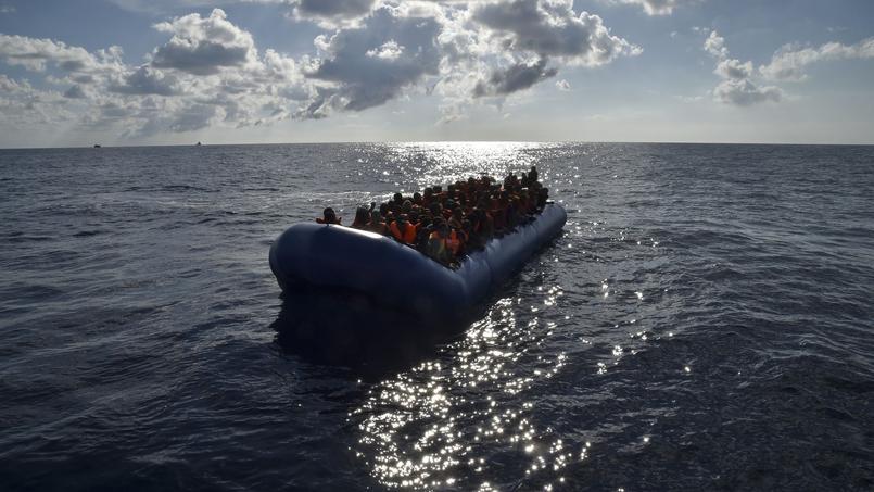 352.822 personnes sont arrivées par la Méditerranée en 2016