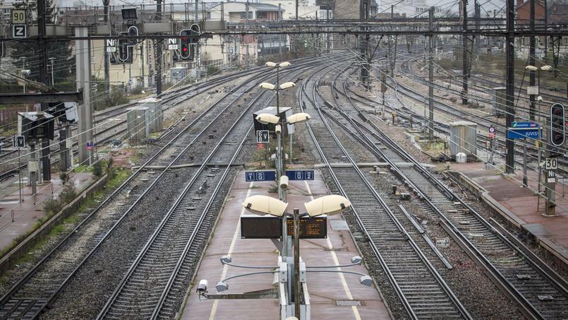 À partir de 2020, trois milliards d'euros seront dédiés chaque année au renouvellement du réseau ferroviaire principal.