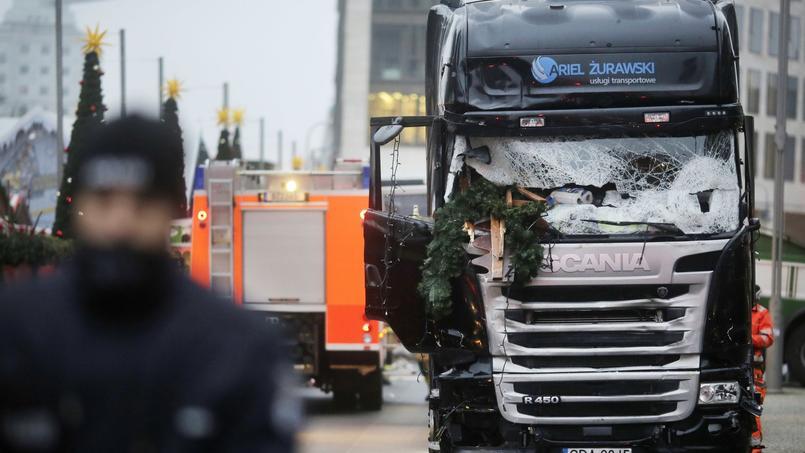 L'État islamique derrière l'attentat de Berlin