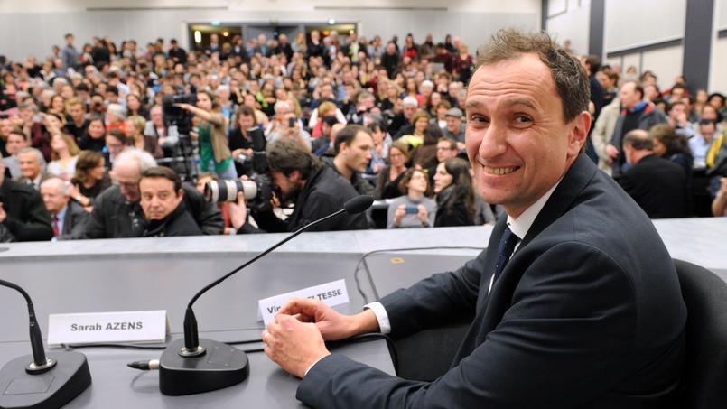 L'ancien député de la Gironde était en charge des relations avec les élus et les formations politiques auprès de François Hollande depuis mai 2014.