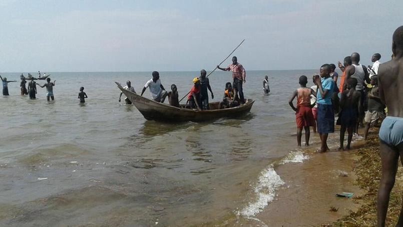 Une trentaine de morts dans un naufrage sur le lac Albert — Ouganda