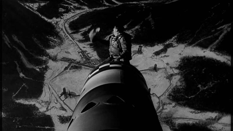 Extrait de Docteur Folamour de Stanley Kubrick (1964)