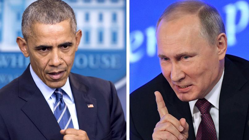 Piratage de la présidentielle américaine : Obama expulse 35 diplomates russes