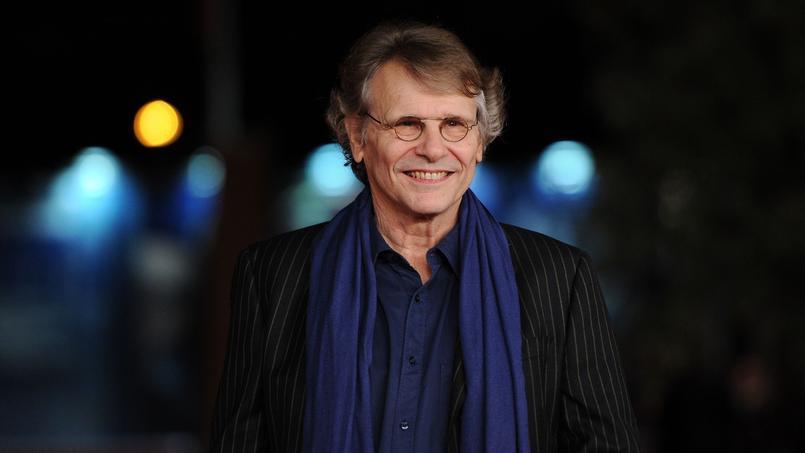 L'écrivain Daniel Pennac au huitième Festival international du Film de Rome.