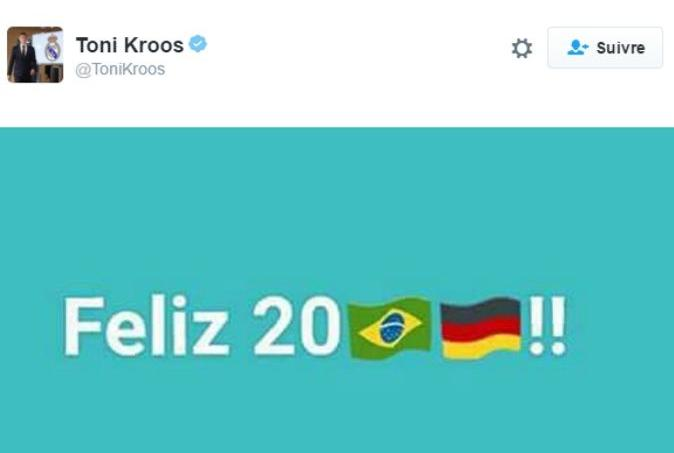 Kroos chambre les Brésiliens, Marcelo n'apprécie pas — Real Madrid