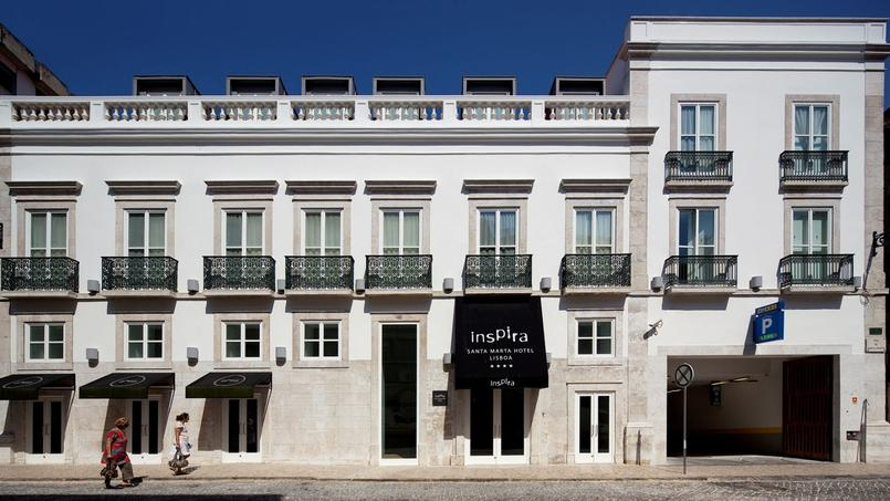 L'hôtel Inspira Santa Marta.