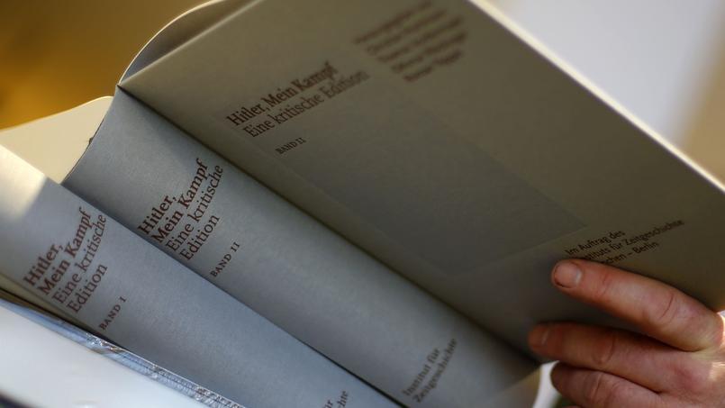 Mein Kampf pourrait être enseigné dans les établissements scolaires allemands.