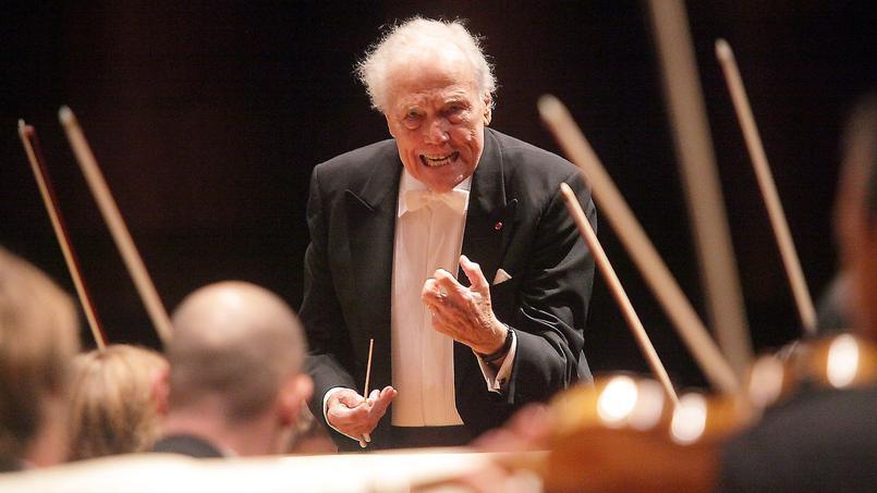 Georges Prêtre, chef d'orchestre français, s'est éteint à 92 ans