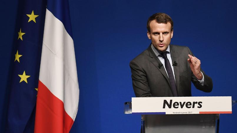 Sondage présidentielle : petit coup de moins bien chez Fillon, Macron au top