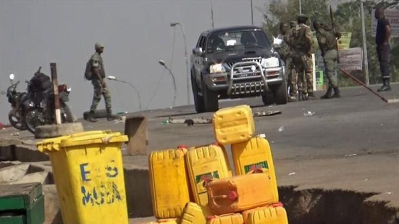 Côte d'Ivoire / Coups de feu entendus dans la ville de Daloa