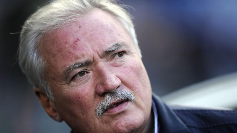 Bernard Serin, président du FC Metz en colère après la sanction de la LFP tombée jeudi soir.