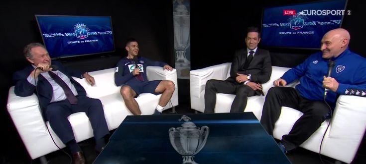 L'échange savoureux entre Ben Arfa et le coach de Bastia