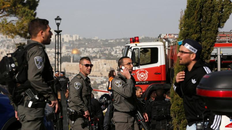 La police israélienne n'exclut pas une «attaque terroriste».